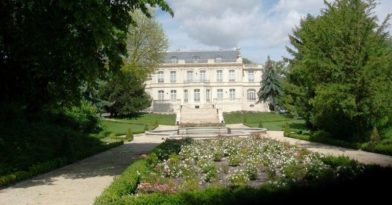 Chateau de Rilly - Jardin