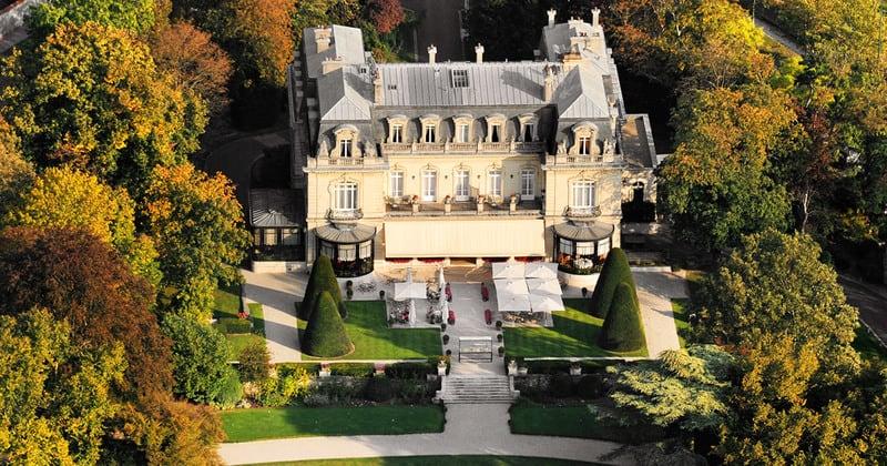 Chateau les Crayeres - Credits Chateau les Crayeres