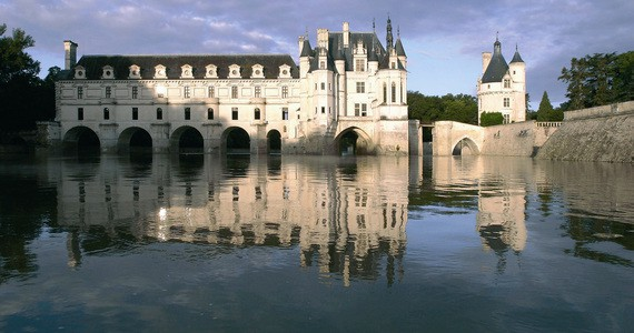 France driving holiday - Credits Chenonceau