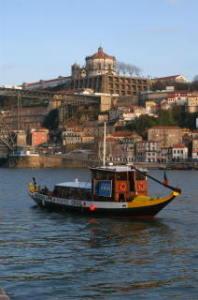 Douro Wine Tour - Rabelo Boat at Porto_Credits VINITUR