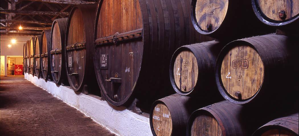 Porto wine tours - Credits Douro wine tourisme