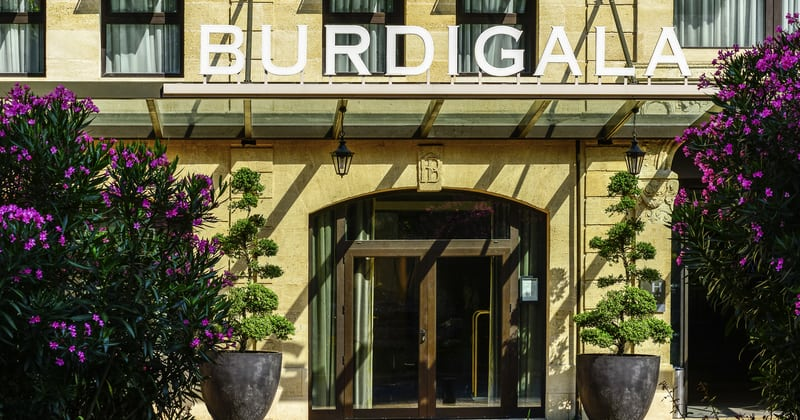 Credits Hotel Burdigala