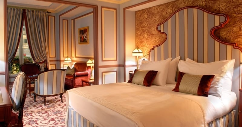 InterContinental Bordeaux Le Grand Hotel Junior Suite Executive Vue Opéra @Alain Caboche