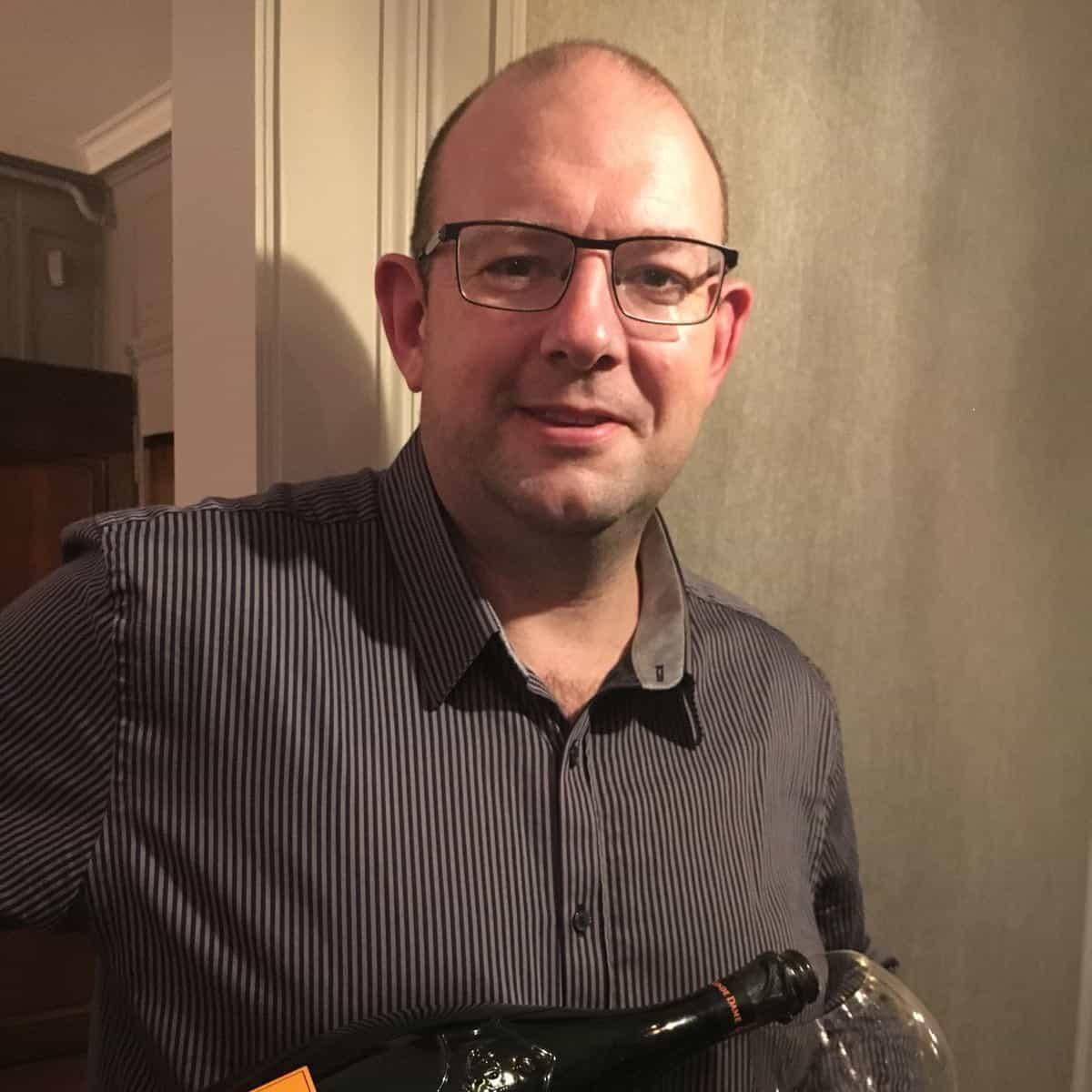 Mark Hallett Grape Escapes