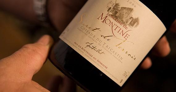 Rhone Wines - credits Domaine de Montine - L. Pascale ADT26