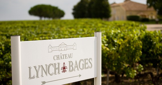 Bordeaux wine tour credits Chateau Lynch-Bages