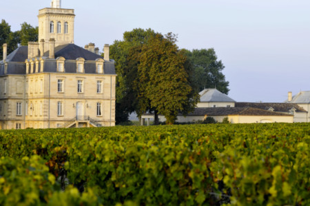 Bordeaux first growths - Credits Gironde Tourisme lr