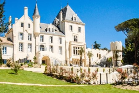 Languedoc Wine Holiday- Chateau les Carrasses