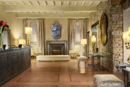 Credits Brunelleschi Hotel Florence