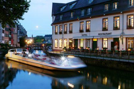 Credits Regent Petite France Hotel - Strasbourg