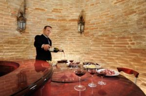 Tuscany wine holiday - Grand Hotel Continental Siena