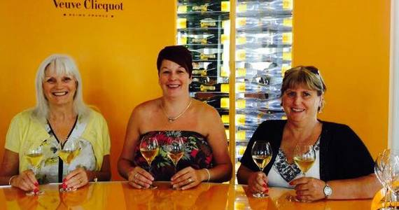 France wine tour