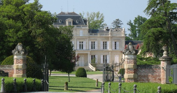 Bordeaux Golf Holiday - Credits Chateau Giscours