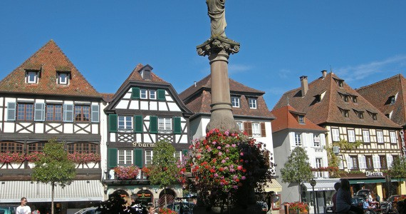 Alsace Wine Holiday Obernai © C.Fleith