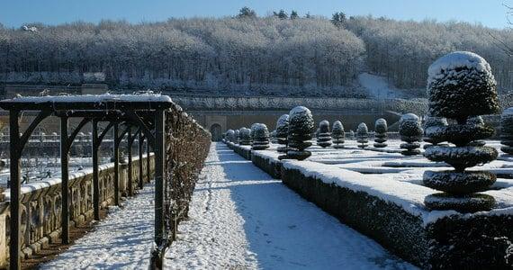 Saumur Wine Tour - Credits Chateau et Jardins de Villandry