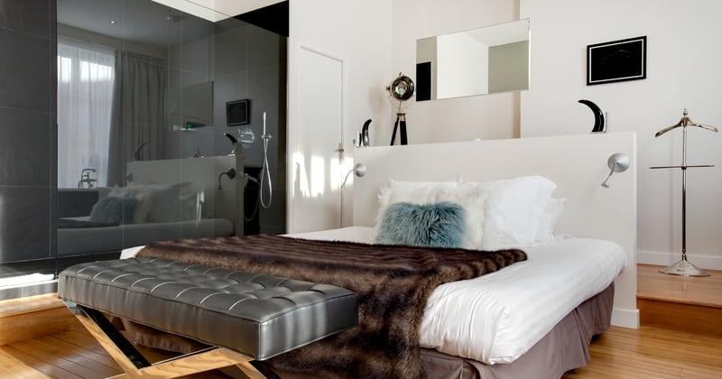 Le Boutique Hotel Chambre - Larrivet Haut Brion