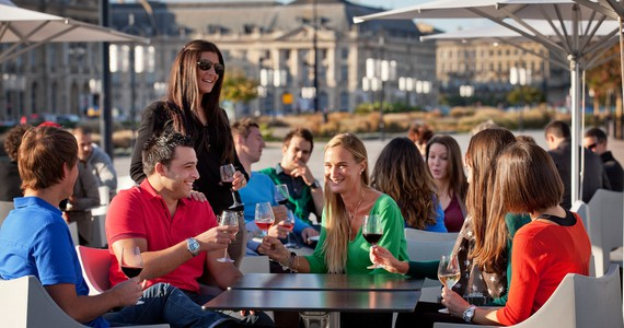 Saint-Emilion Wine Tour - Credit Terrasse 2 Deepix and CIVB-OTB