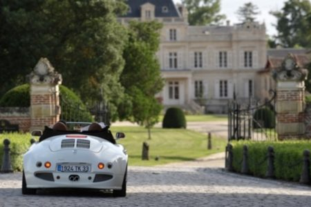 Saint-Emilion wine tour - credits entree giscours