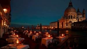 Gritti Palace Restaurant Terrace
