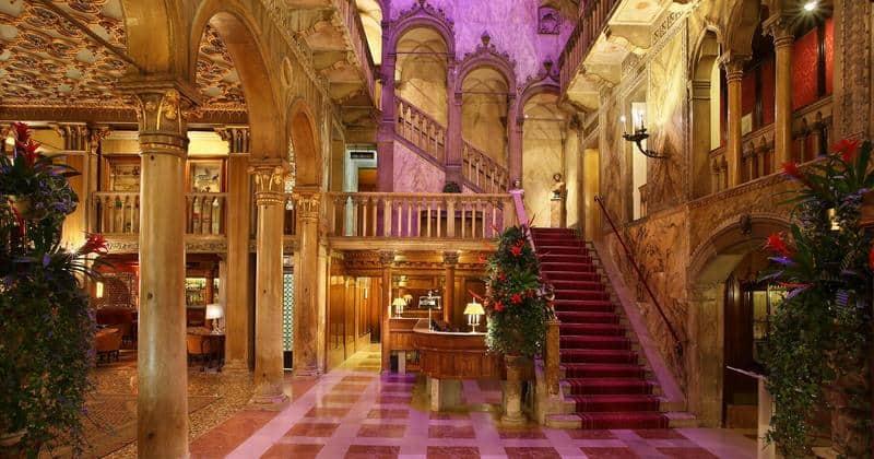 Credits Hotel Danieli