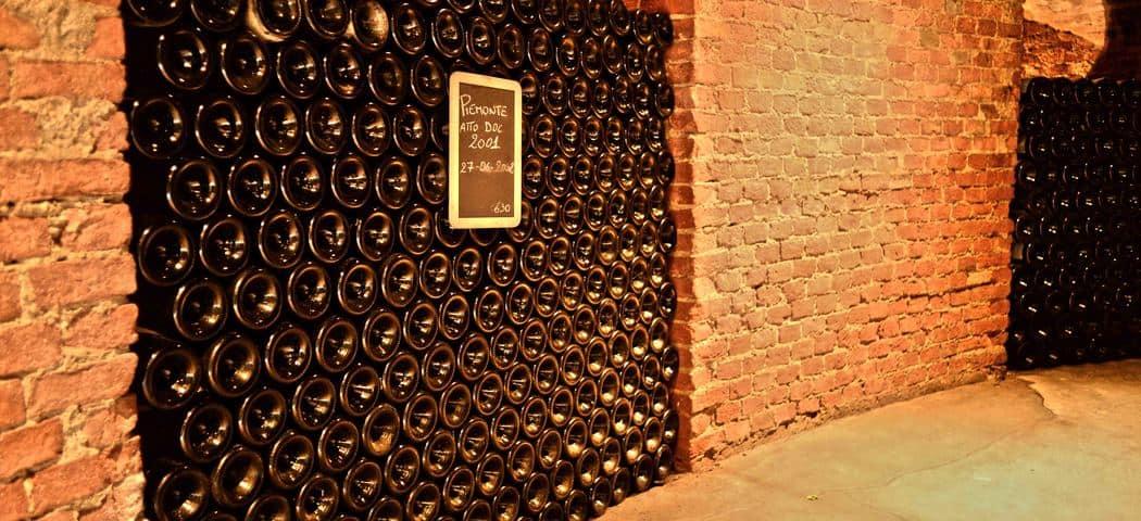 Piedmont wines - credit Fontanafredda