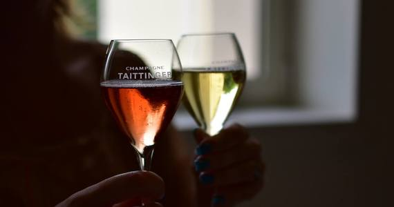 Taittinger tour