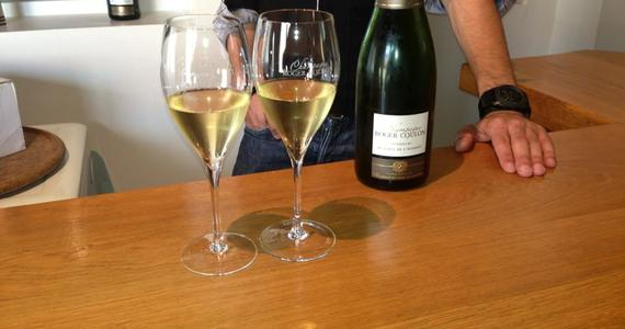 Champagne House accommodation credits - Maureen Adelsperger