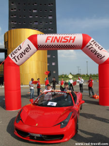 Corporate Incentive- Credits Red Travel