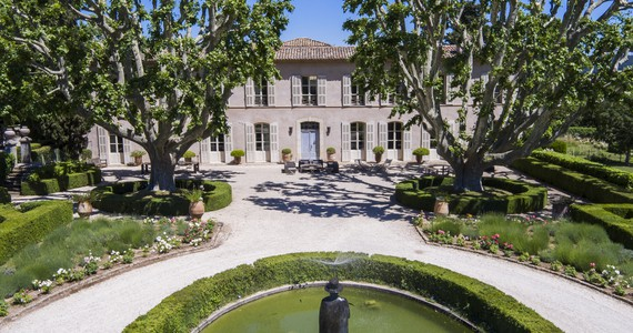 Provence Wine Tours - Credits Chateau St. Roseline 2
