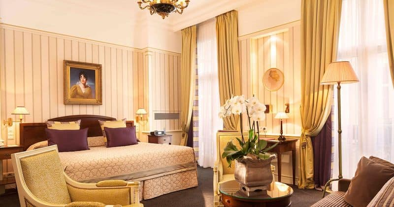 Hotel Napoleon junior suite - Credits Hotel Napoleon
