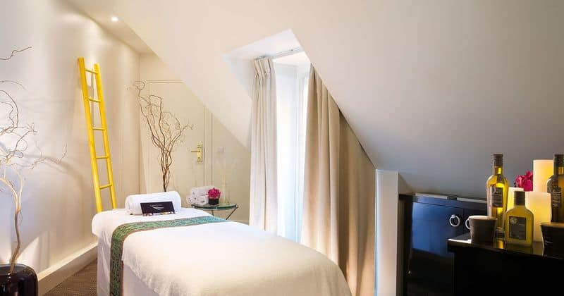 Hotel Napoleon salle de massage - credits Hotel Napoleon