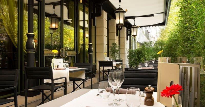 Hotel Napoleon terrasse - credits Hotel Napoleon