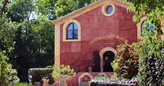 Whispering Angel Vineyard Tour - Credits Chateau Saint Martin