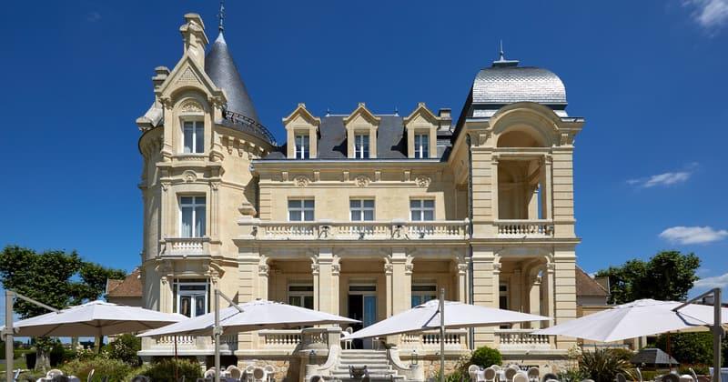 Credits Château Grand Barrail