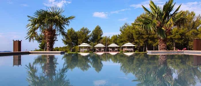 Exterieur & Piscines (7) Hotel et Spa du Castellet