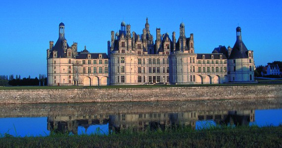 Loire wine tour - credits Chambord P-Duriez