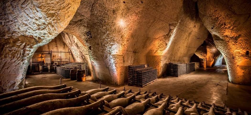 les grandes marques veuve cellars