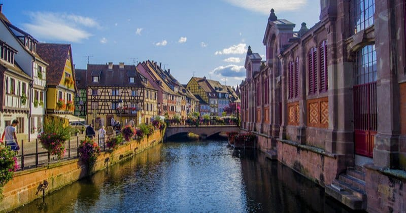 Champagne and Alsace Wine Escape Credits Tourisme Colmar