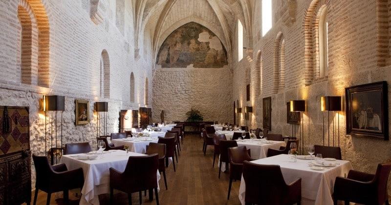 Credits Abadia Retuerta - restaurant
