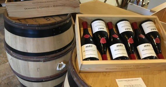 beaune wine tour