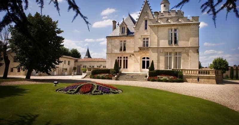 Bordeaux winery tour - credits Pape Clément