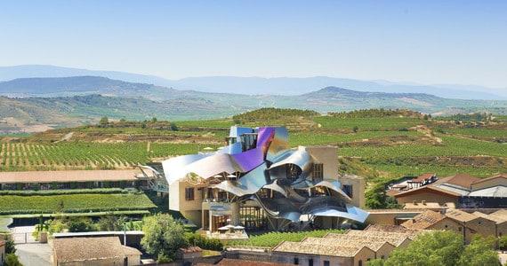 Rioja wine tours - credits Marques de Riscal