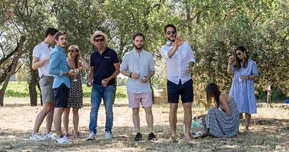 Provence wine break- Copyright - Provence Reservation A la Francais Provence