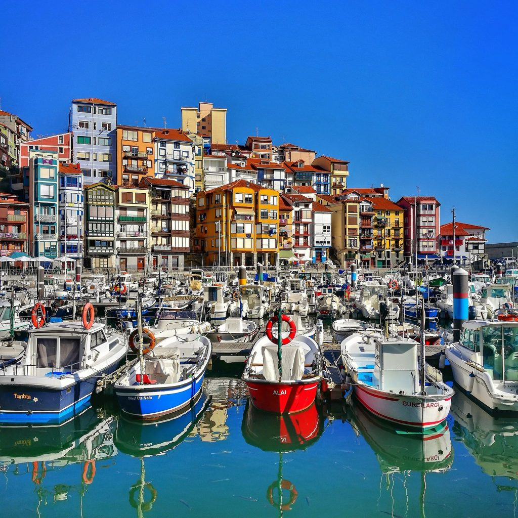 Bilbao Fishing Village Copyright Juan Manuel Garcia Bilbao
