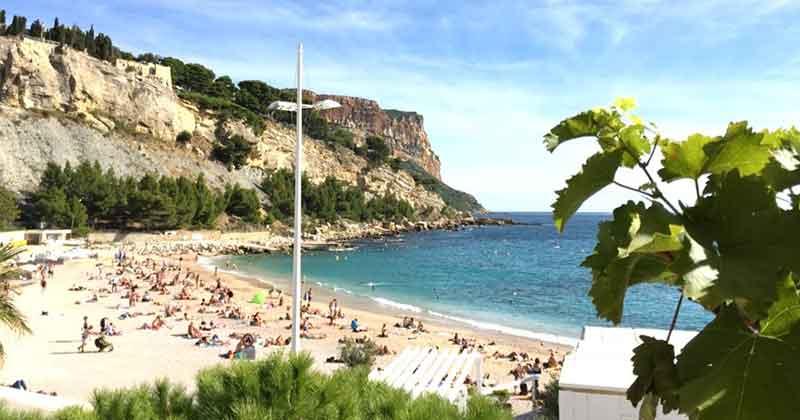 Provence tour- Credits OT Cassis
