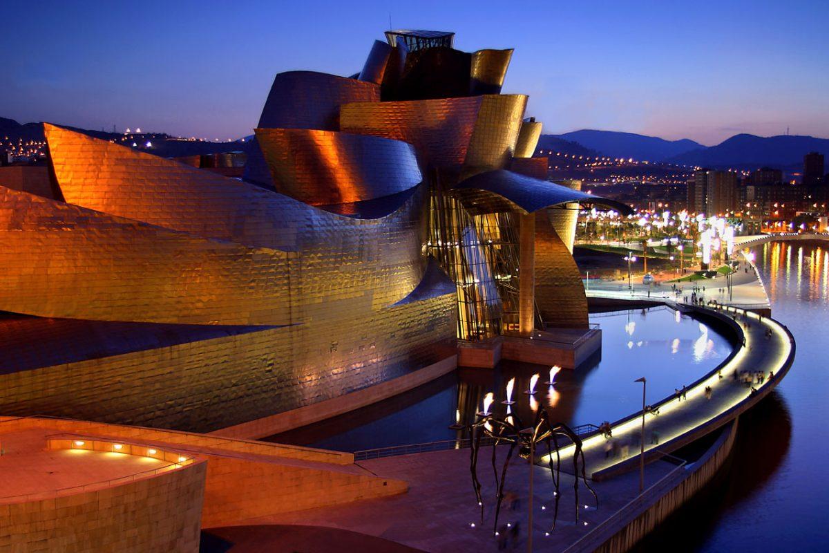 Guggenheim Museum Copyright Basque Country Tourism