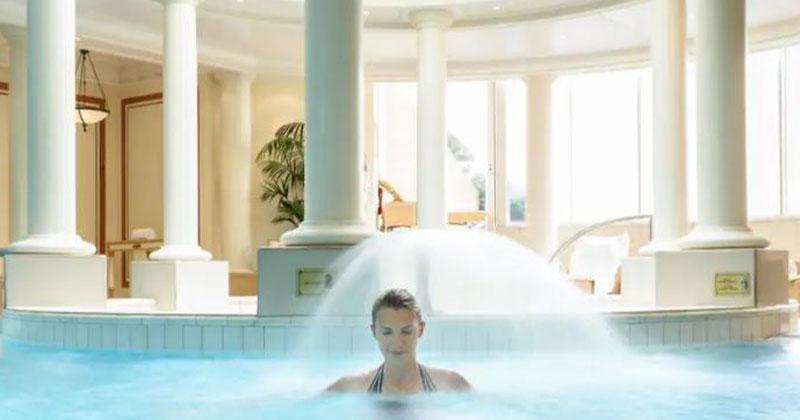 Spa at Hotel du Palais