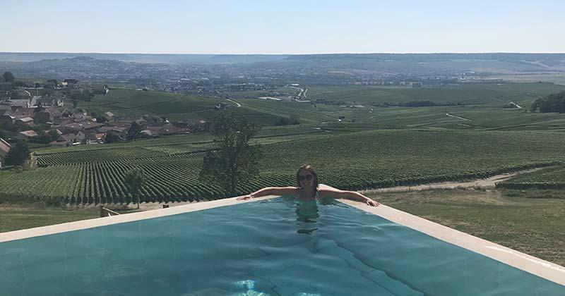Jenna Royal Champagne