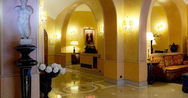 Marcella Rome Hotel