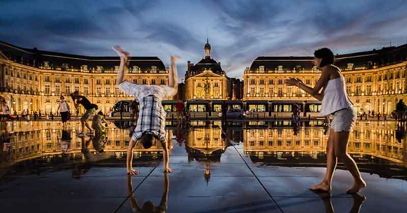 Miroir d'Eau- Credits Agence FX